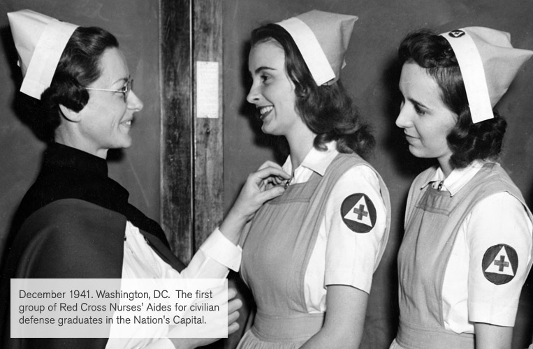 History of the Nurse Aide